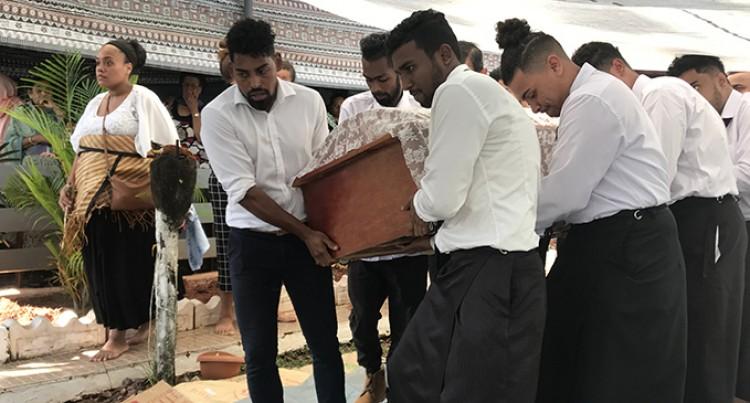 Roy Krishna Hails Fallen Mentor