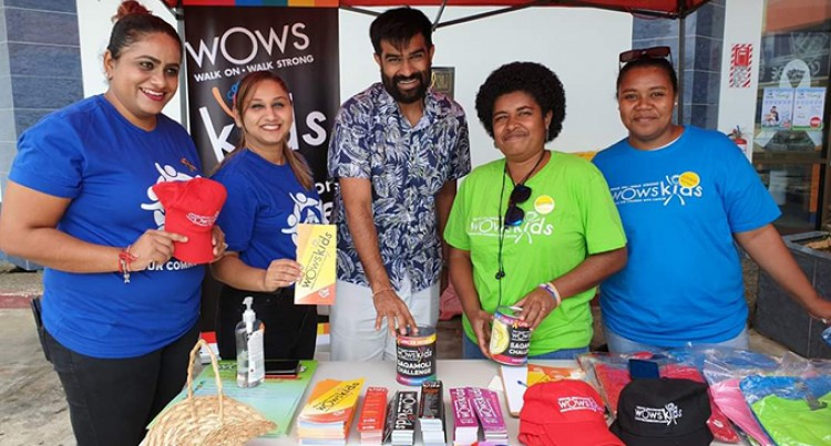 RC Manubhai Supports WOWS Kids (Fiji) Through Saqamoli Drive