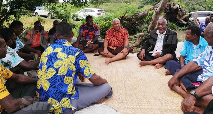 No Regrets For Voting For FijiFirst: Tui Nalawa