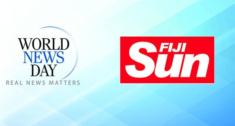 Fiji Sun Joins World News Day