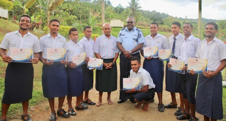 Navesau Students Recognised For Assisting Police With Arrest