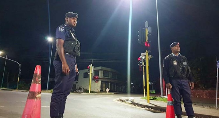40 Arrested For Breach of Curfew, Most Were Drunk Says Police