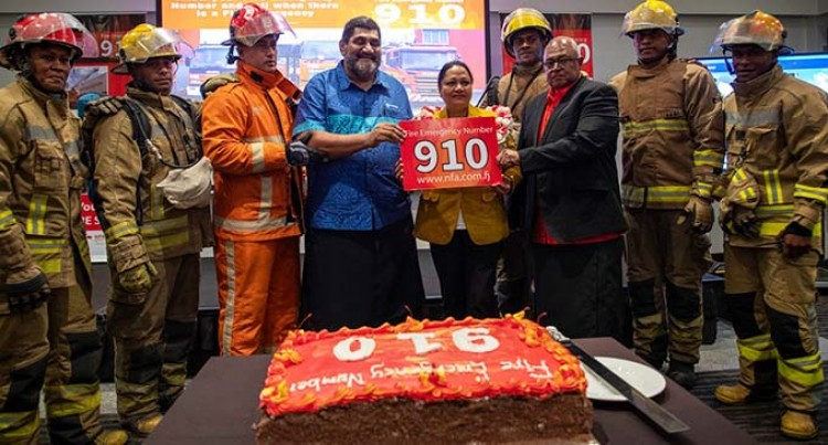 910 Fire Emergency Line Launched