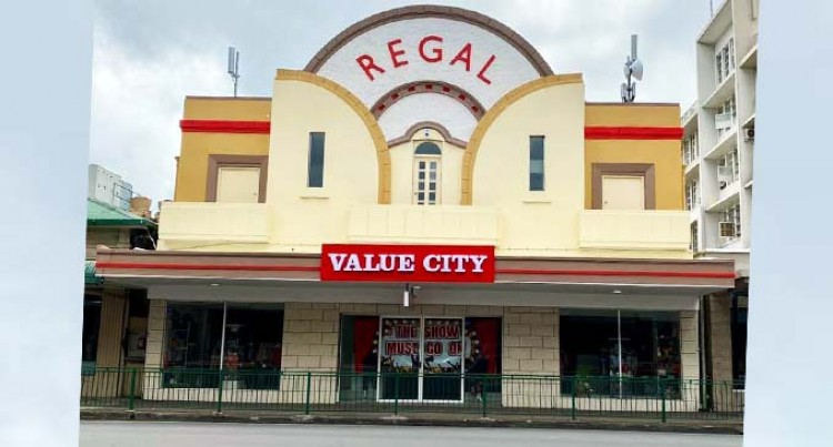 Value City Regal Opens
