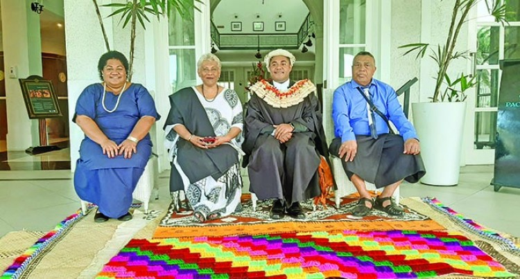 Dawai Family Proud To See Son Admitted To Bar