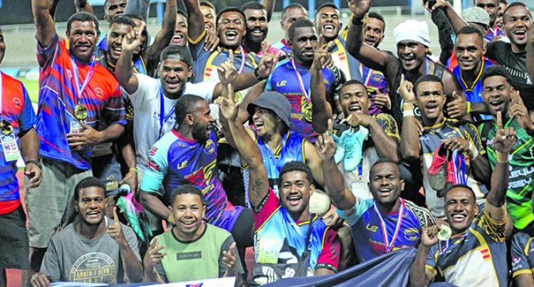 Tabadamu: Win For Naikasau