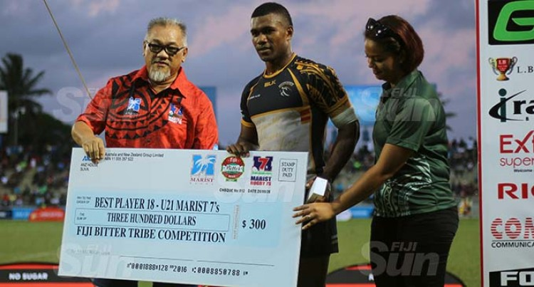 Boginisoko Dedicates Top Award To Dad