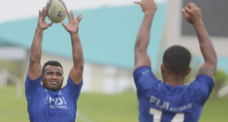 Fiji 7s Training – 1 September, 2020