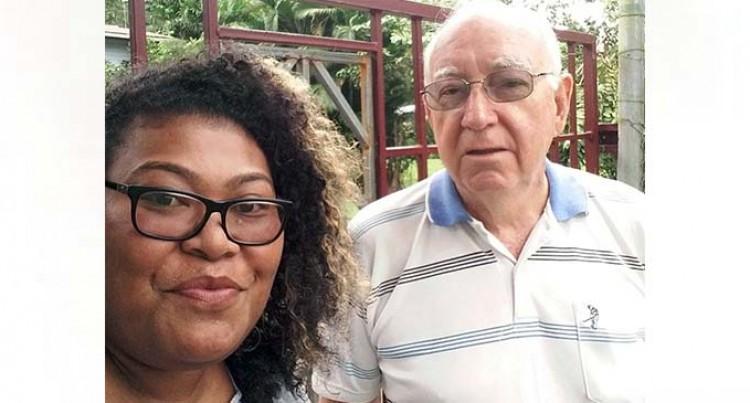 Father Barr's Fijian Family Tell