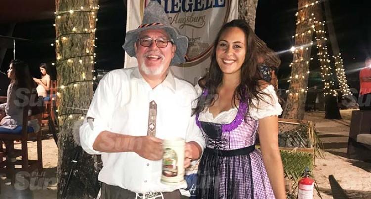 Celebrating Life At Shangri-La's Fijian Resort Oktoberfest