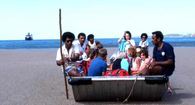 Fiji in 1984. Photo: Paul Lawrence