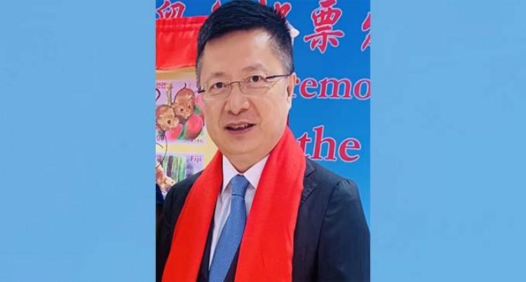 Qian Applauds Chinese Companies in Fiji