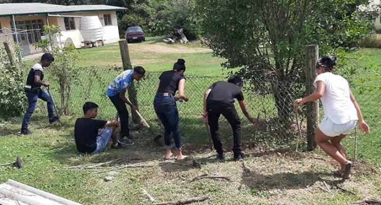 Youth Movement Helping Fiji Prosper