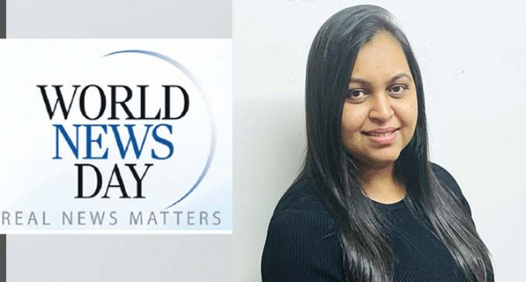 World News Day: Fiji Sun Presents Rachna Lal
