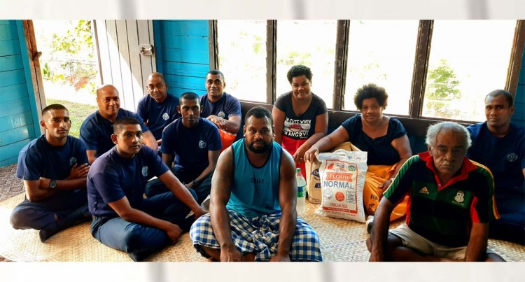 Fire Officers Brighten Day For Family Who Lost Their Belongings To Blaze