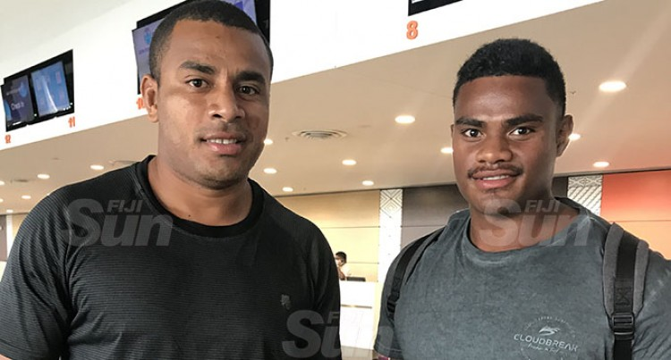 Fijian Two Get French Contracts