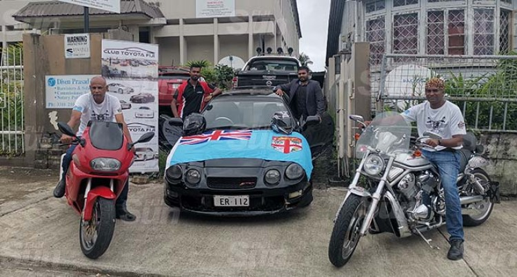 Charity Drive For COVID-19 To Culminate In Nausori Car Parade