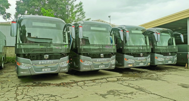 $1.2M Invested Into Four New Buses