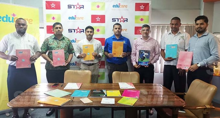 Star Printery Educare Exercise Books Have Toll Free Numbers