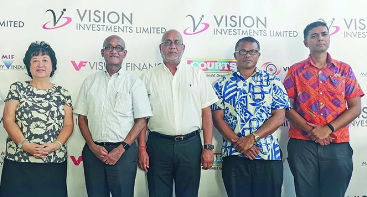 Vision Investments Records $15 .7M Profit