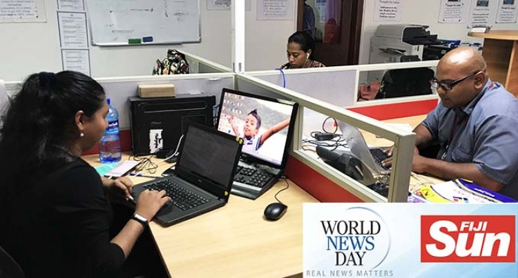 World News Day: Helping Readers Sift The Real News From The Fake