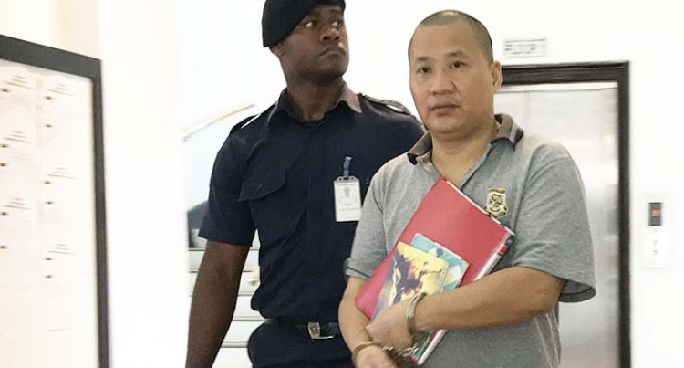 Chinese National Charged For Murder Wants To Plead Guilty To Manslaughter