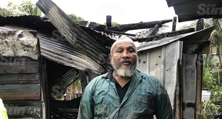 Raiwaqa Home Owner Grateful To Be Alive