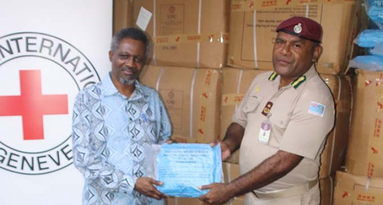 20,000 Pieces Of PPE Donated To Fiji Corrections Service
