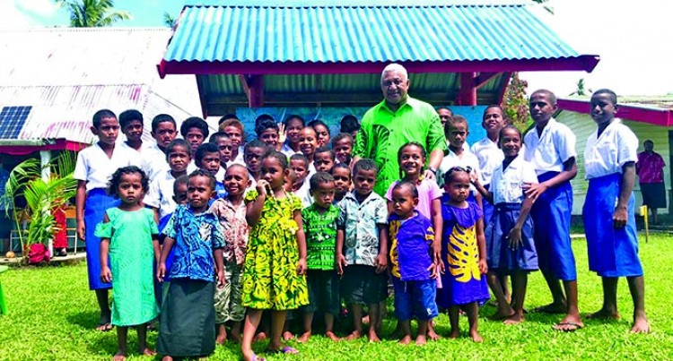 Clean Water Reliable Power Our Aim For All Fijians