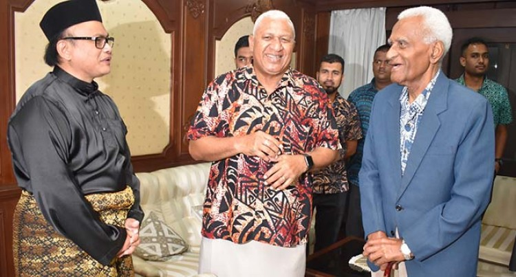 Malaysia To Upscale Support To Fiji
