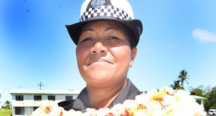 48-yr-old Grandmother Among Police Recruits