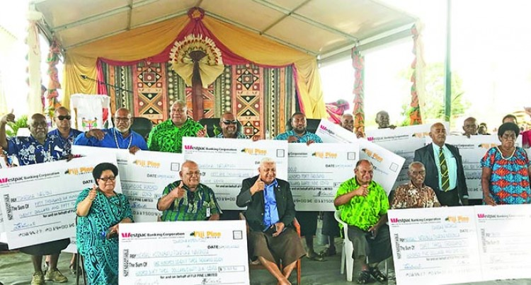 Landowners Get $5M Bonus Payout