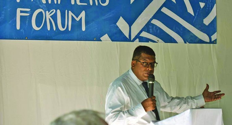 Reddy Tells Farmers: Do Not Ask For Handouts