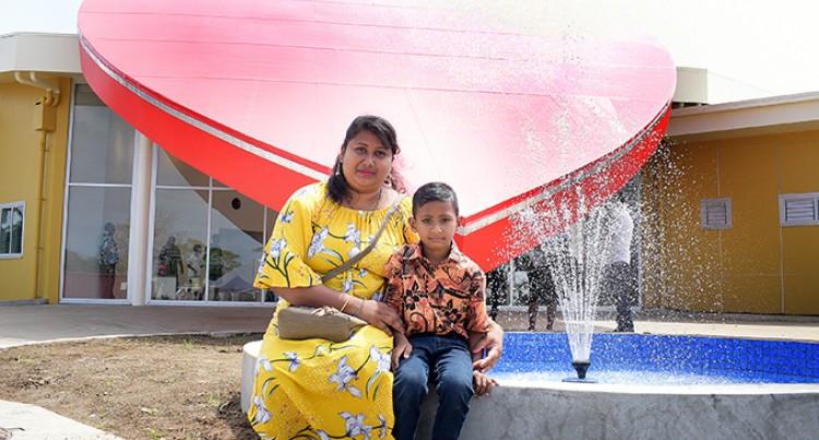 Pritika Gautam Grateful To Foundation For Saving Her Son