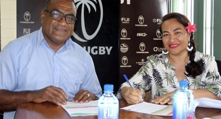 Fiji Rugby Signs Agreement With ORADO