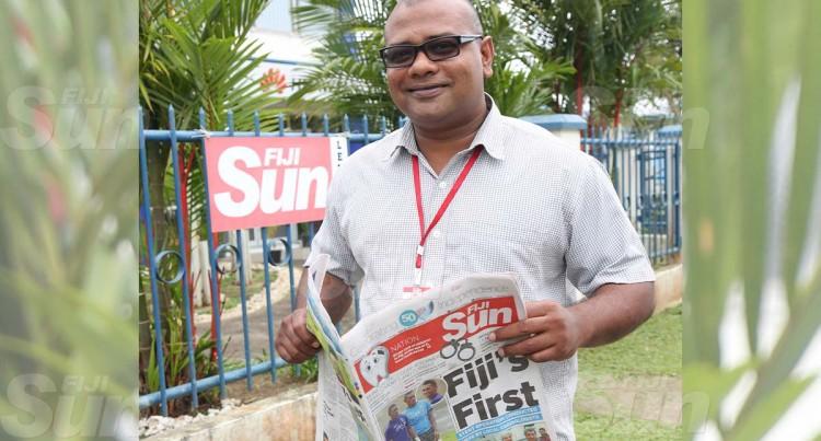 World News Day: Fiji Sun Presents Shalveen Chand