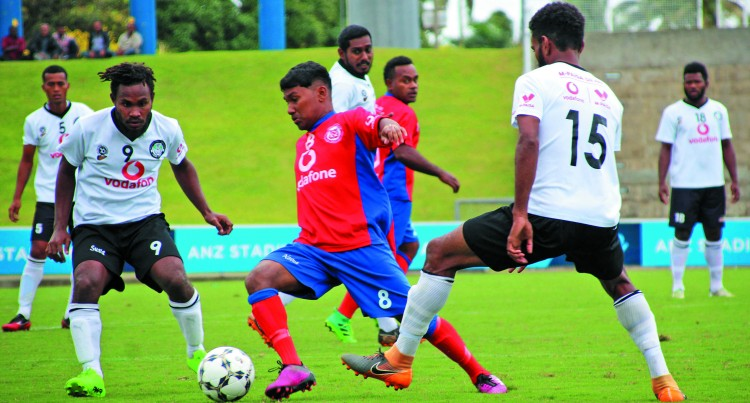 Suva Close In On Rewa