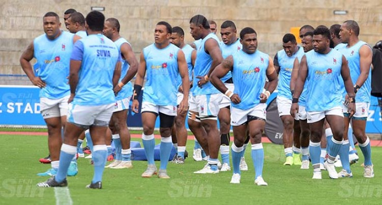Skipper Cup: Suva Keen To Keep Lead