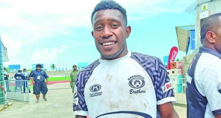 On Debut: Waterboy Takali Replaces Icon Tuwai
