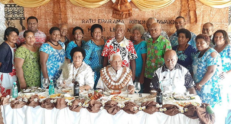 90th Birthday Celebrations For Tui Vuda