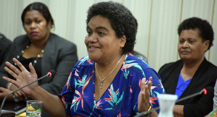 Draunidalo Slams Opposition Parties' Ineffectiveness