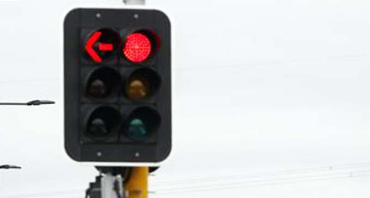 Traffic Signal At Suva City Intersection Temporarily Out Of Commission