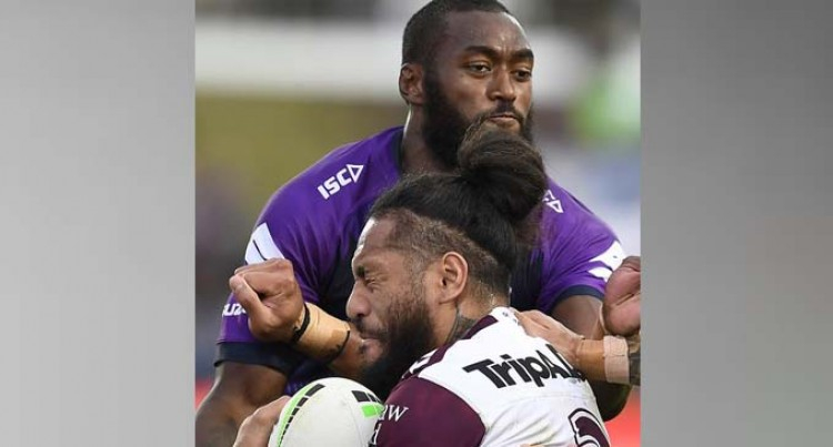 Lumelume's NRL Debut, Bati Helps Storm Wallop Sea Eagles