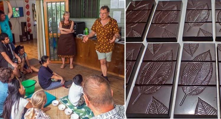 First Chocolate Fiesta In Savusavu A Success!