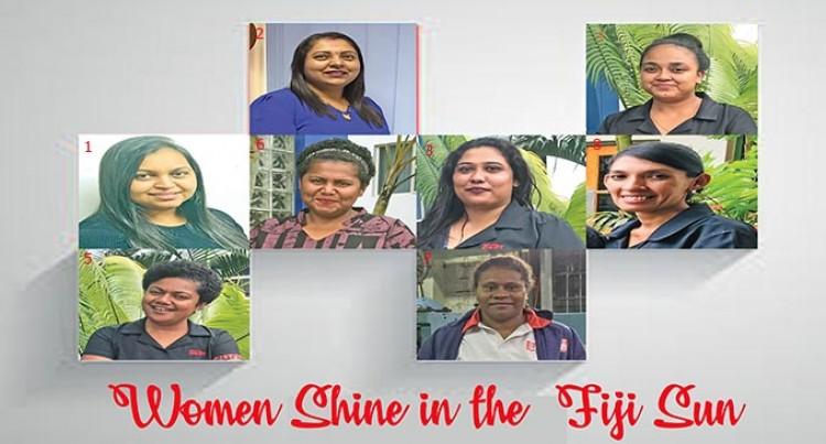 Women Shine In The Fiji Sun