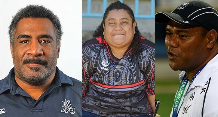 Sotutu Among 5 For Fijiana XV Coach