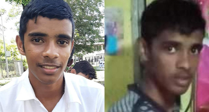 The two drowning victims, Shivneel Singh (left) and Shalvin Singh (right).