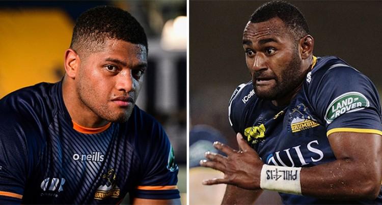 Four Fijians In AU Super Rugby