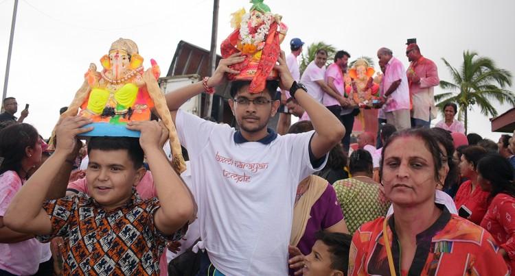 Ganpati Visarjan – Ganesh Utsav 2020