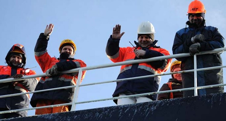 Analysis: Up To 600,000 Seafarers Stuck Aboard Vessels